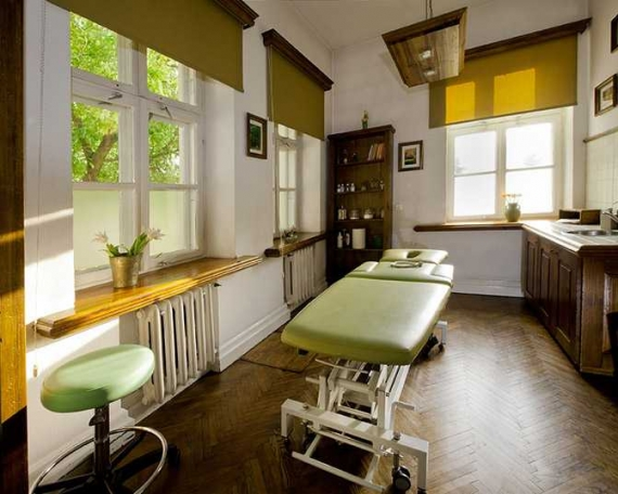 Gabinet do masażu