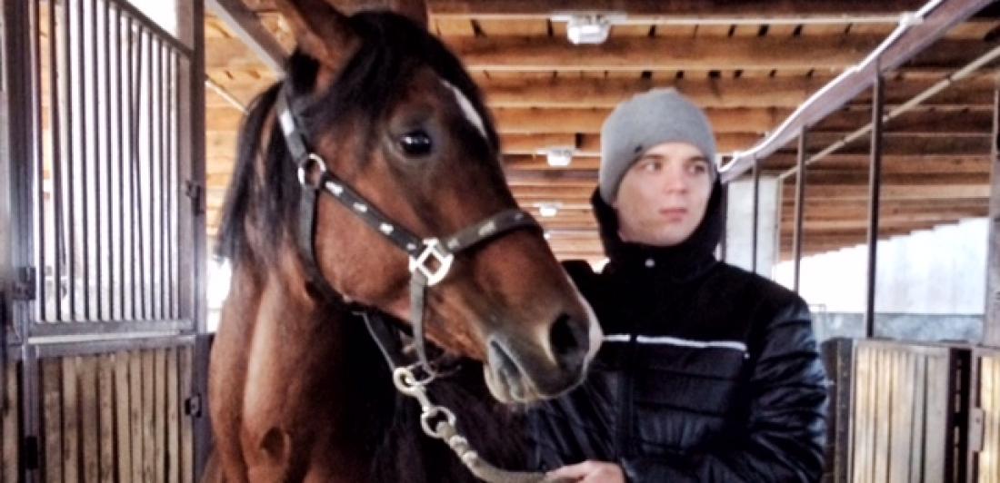 Terapia końmi
